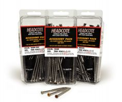 100 piece Accessory Pack (Brown #34)